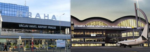 Nové letecké spojení Praha – Istanbul
