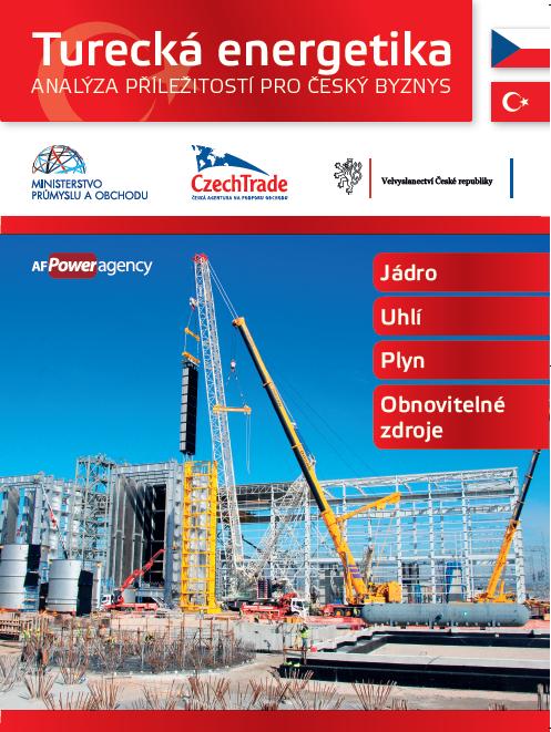 Turecká energetika: Analýza příležitostí pro český byznys
