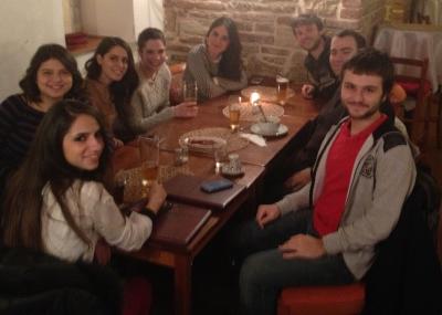 Třetí česko-turecké setkání