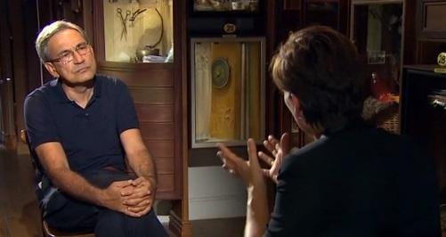 Orhan Pamuk a jeho láska k Istanbulu