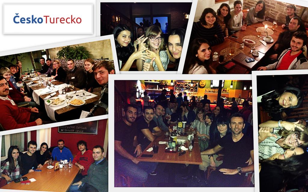 Česko-turecká setkání ČeskoTurecko