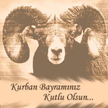 Svátek obětí Kurban Bayrami Turecko