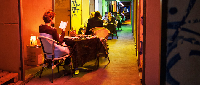 Pop-up restaurace v Istanbulu i Praze