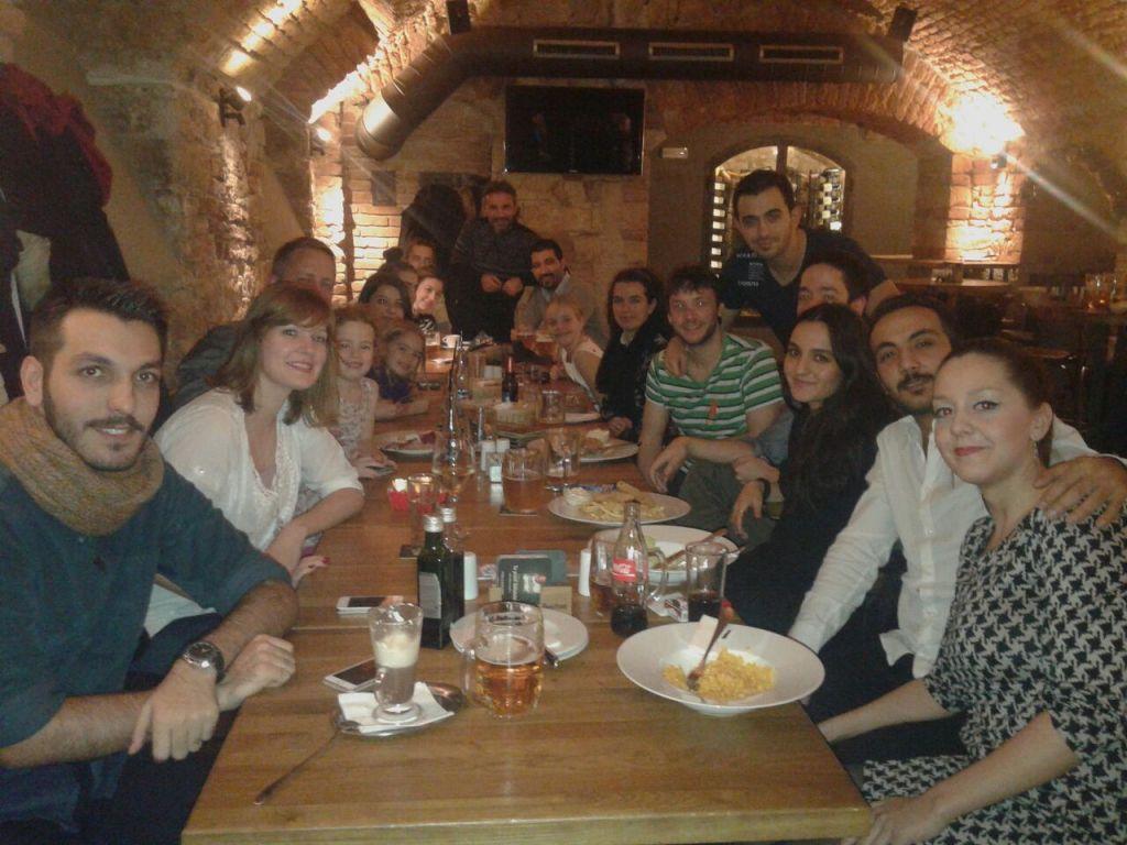Česko-turecké vánoční setkání