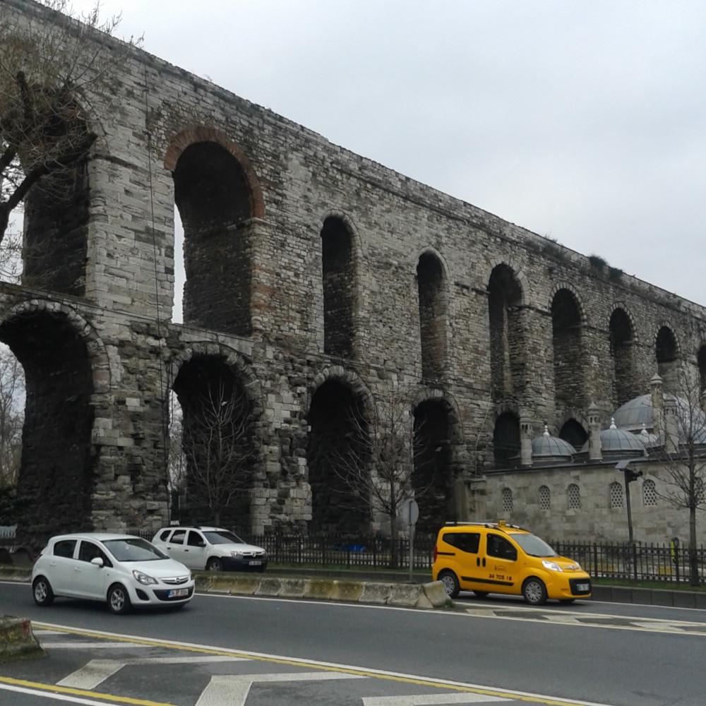 istanbul akvadukt