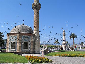 Izmir turecké město