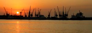 mersin přístav