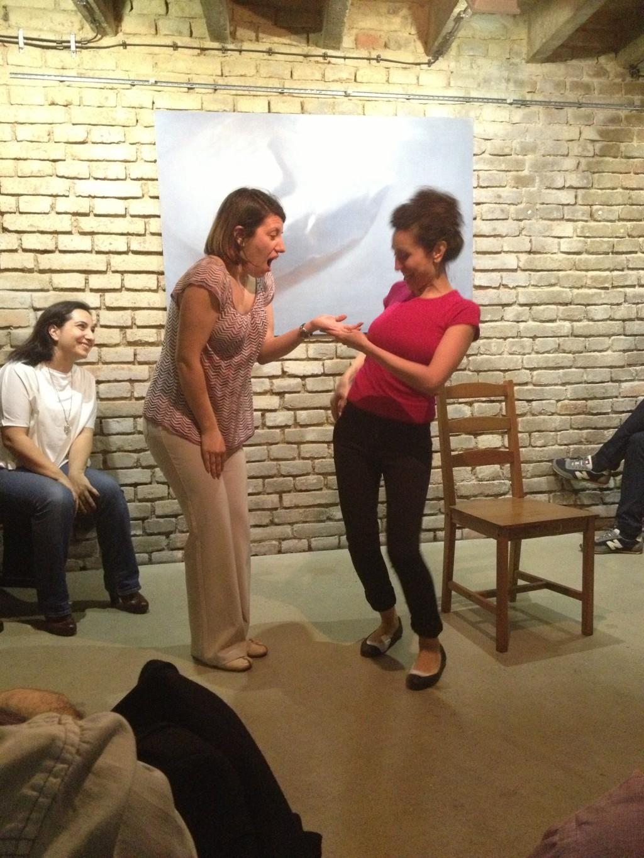 Pozvánka na další vystoupení Prag Türk Tiyatro Kulübü