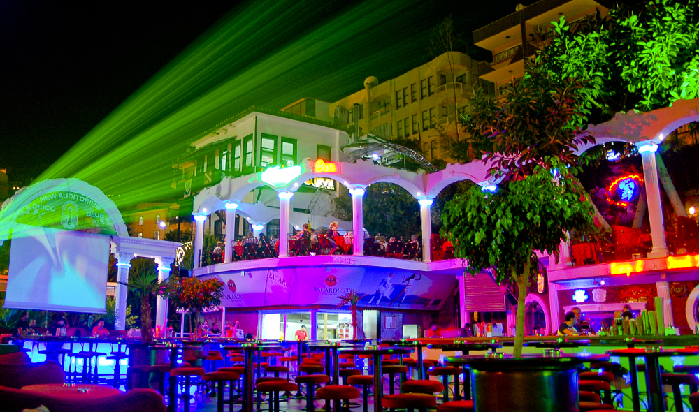 Alanya disco bar