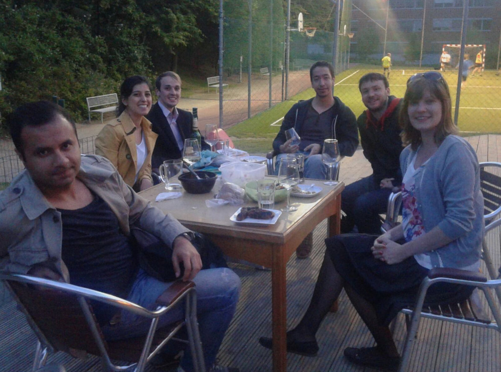 setkání česko turecko rajská zahrada