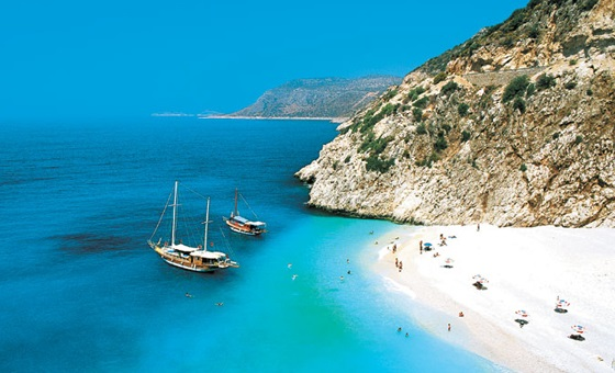 turecko moře