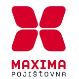 logo maxima pojišťovny