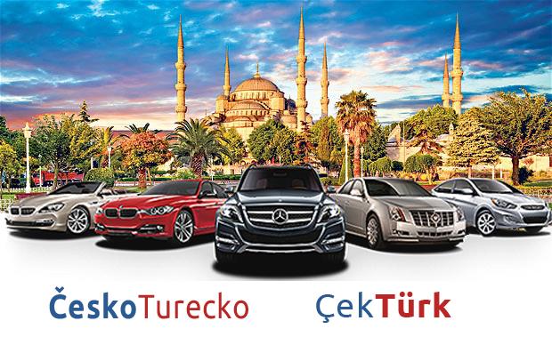 autopůjčovna turecko