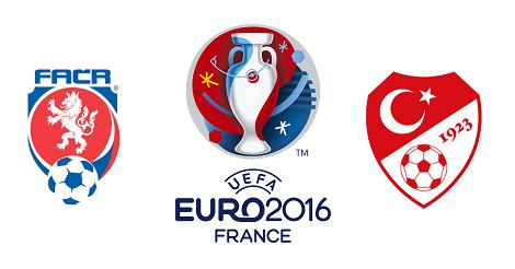 Česko si na fotbalovém Euro 2016 zahraje proti Turecku