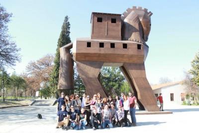 V létě do Turecka jako dobrovolník nebo student