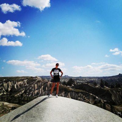 Můj výlet do Kapadokye
