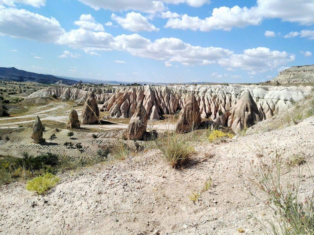 Kapadokye město