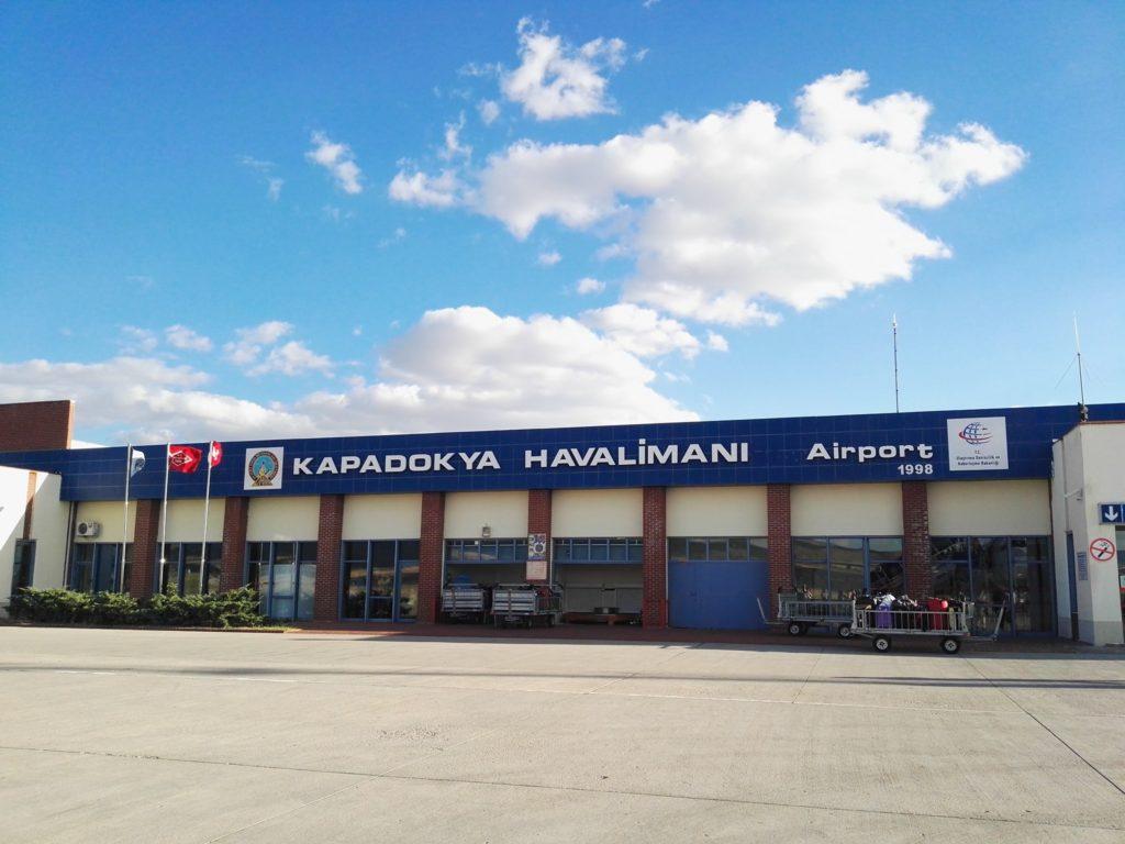 Kapadokye Letiště