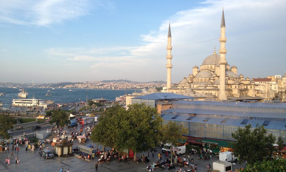výjimecný stav turecko