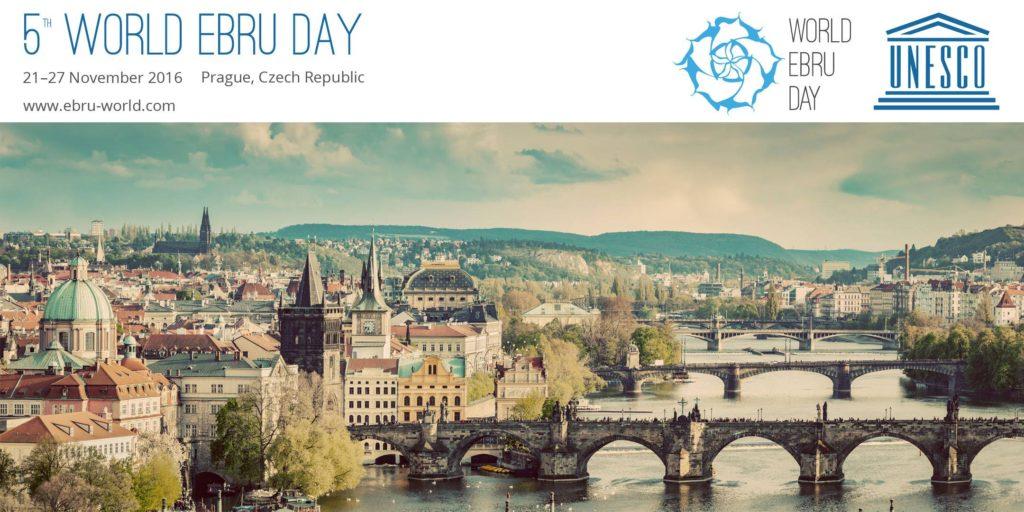 Světový den Ebru v Praze