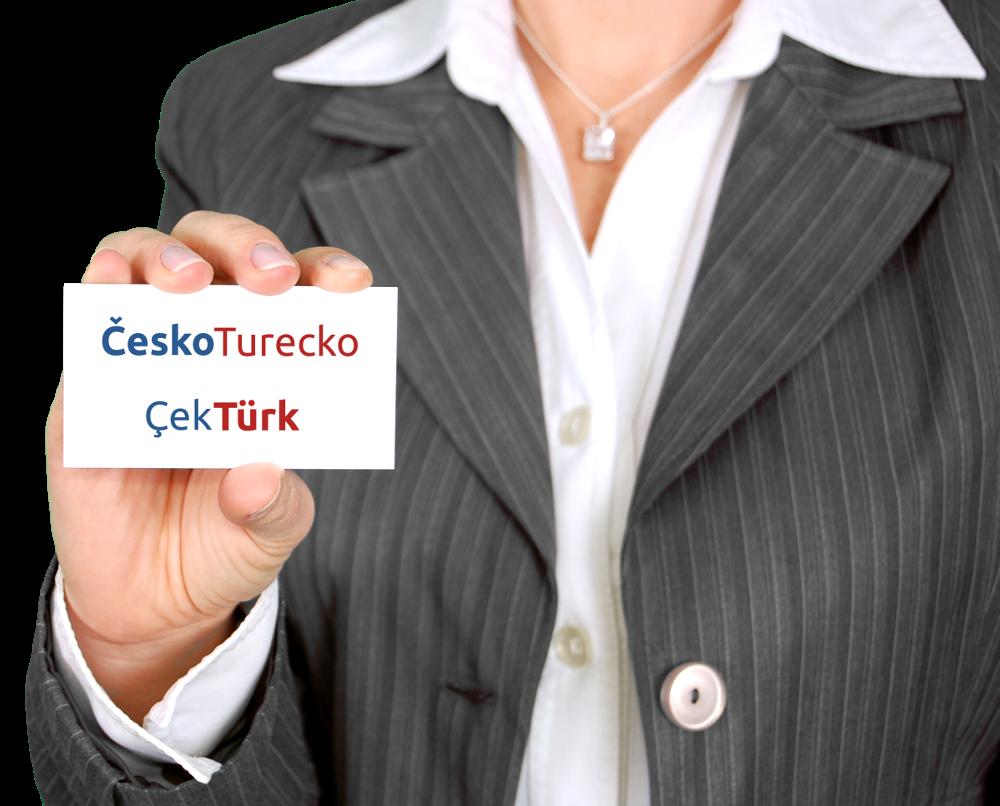 ČeskoTurecko Business Card