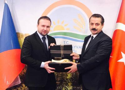 Mise českých zemědělců v Turecku pokračuje a otevírá exportní příležitosti