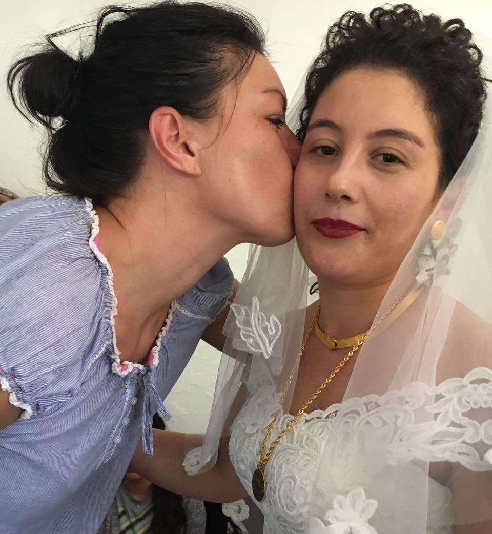 Turecká svatba nevěsta