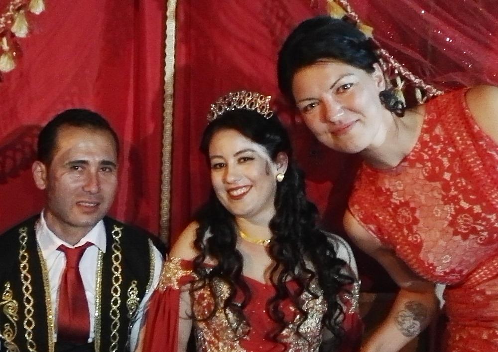 turecká svatba