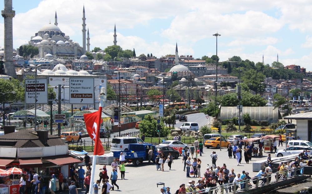 bezpečnostní situace turecko 2017