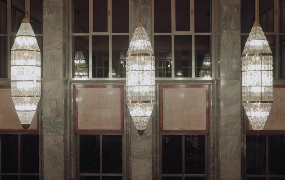 České sklo, design a svítidla na prezentační akci na českém velvyslanectví v Ankaře