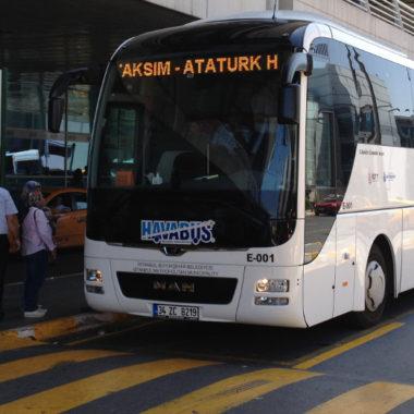Jak letět do Turecka a dostat se z letiště do centra Istanbulu
