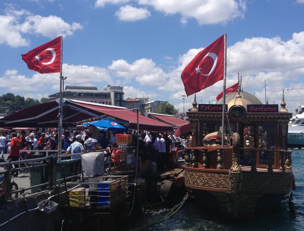 obchodní příležitosti Turecko export