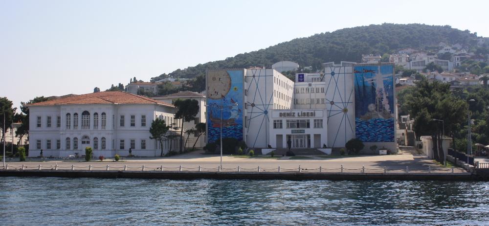 Heybeliada Námořní akademie