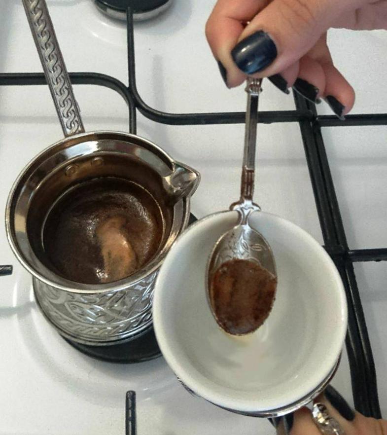 káva turecko