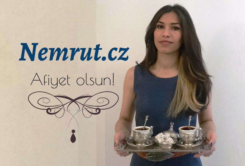 servírování turecké kávy