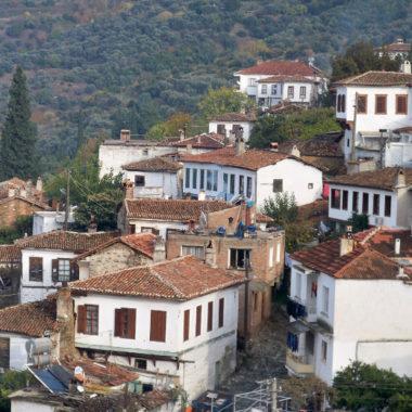 Şirince – vesnice lákající nejen bohatou historií a dobrým vínem