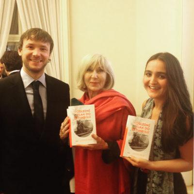 Slavnostní zahájení Festivalu spisovatelů a setkání s paní Ayşe Kulinovou