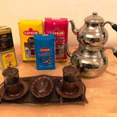 Historie a příprava pravého tureckého čaje