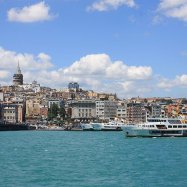 Istanbul – zajímavá místa a památky v evropské části města