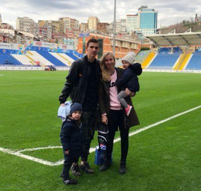 Bez rodiny bych do Turecka nešel, říká fotbalista David Pavelka, který hraje v Kasımpaşa Istanbul