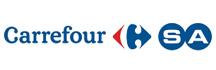 Turecký obchod Carrefoursa logo