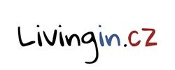 Logo Living in Czech