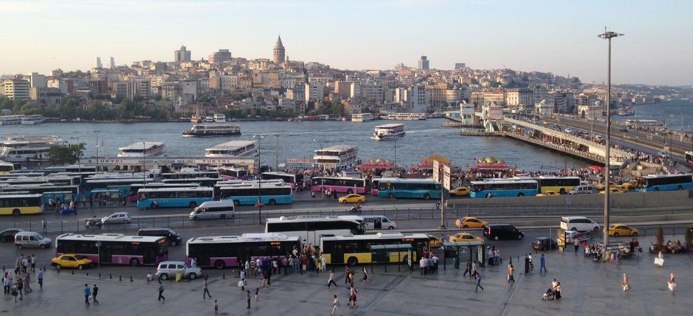 Obchod s Tureckem