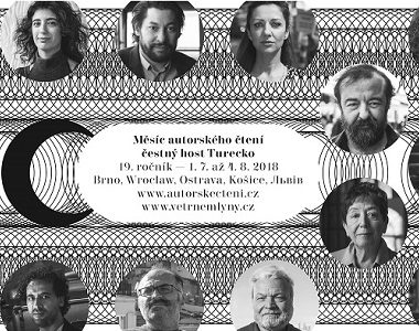 Měsíc autorského čtení a Turecko jako čestný host