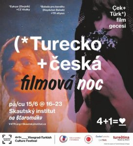 Turecko-česká filmová noc Praha 2018