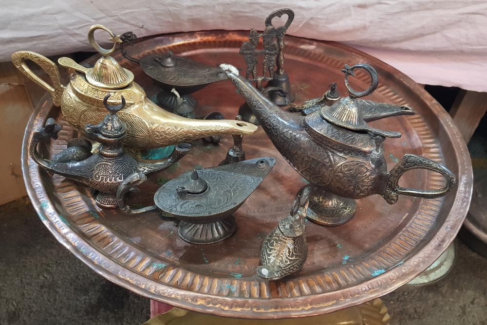 Turecka lampa Ferikoy pazari