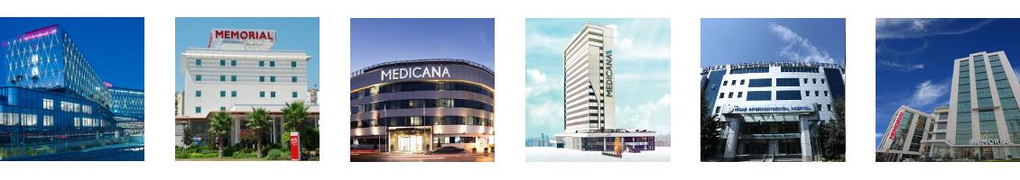 Soukromé turecké nemocnice a lékařská péče v Turecku pro Čechy