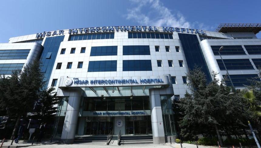 Turecká nemocnice Hisar Intercontinental