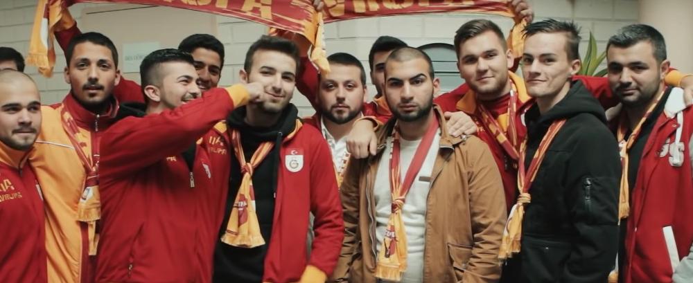 ultrAslan Istanbul film