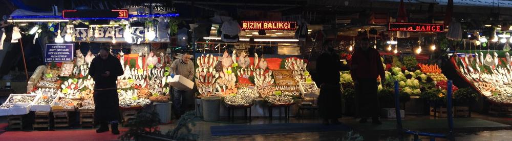 Vánoce v Turecku